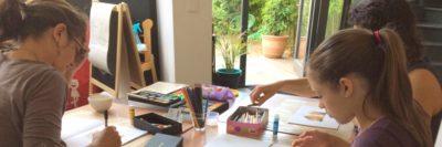 Atelier Journal Créatif Lyon