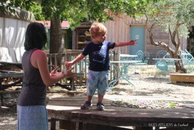 Parentalité bienveillante - Les ateliers de l'instant - Cendrine Pasquier